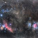 Orion Wide Field,                                Aurelio55