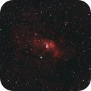 NGC7635 Bubble Nebula,                                rupeshvarghese
