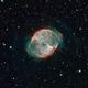 M27- The Dumbbell Nebula,                                Chris Bernardi