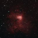 NGC 1491,                                JustinWall