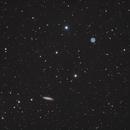 M97 & M108,                                Sabine Gloaguen