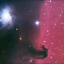 NGC2023 and Horsehead,                                Adrie Suijkerbuijk