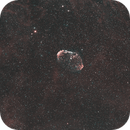 C27 Crescent Nebula-Ha-HOO,                                Adel Kildeev