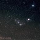 Orion Constellation 50mm,                                Gabriel R. Santos (grsotnas)