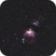 Orion's Southern Hemisphere,                                astropical