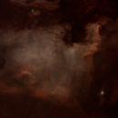 NGC 7000 North America nebula,                                Ron Kohn