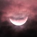 Mondfinsternis 16. Juli 2019,                                Horst Twele