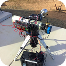 Astro-Physics Mach 1 with Anderson Power Poles,                                Jim Matzger