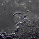 Mare Humorum and crater Gassendi,                                Achim Schaller