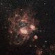 NGC 1763 within the LMC,                                Jeff