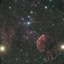 Jellyfish Nebula IC443,                                Eric MAZALEYRAT