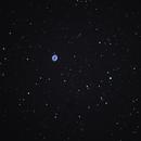 M 57- The Ring Nebula,                                Nathan Swigart