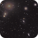 Deep view inside Fornax Cluster,                                Patrick Dufour