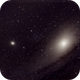 M31 Andromeda Galaxy,                                Phil Brewer
