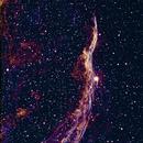 Western veil nebula NGC6960,                                keving