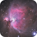 M42 The Orion Nebula,                                Benjamin Lefevre