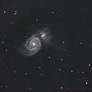 M51 LRGB - Firstlight ATIK 414ex,                                Oliver