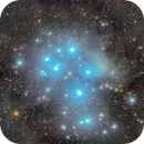 M45 the Pleiades: A public data pool created by BigScott_27,                                Die Launische Diva