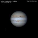 Jupiter in Good Seeing w/ C8,                                Damien Cannane