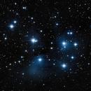 M45 Pleiades,                                fanthomas