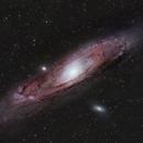 M31, M32, and M101,                                fewayne
