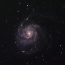 M101 Pinwheel Galaxy,                                Torsten Penth