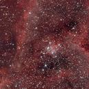 IC 1805 - Nebulosa Cuore,                                Maura Ingrosso