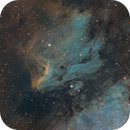 IC 5070 - Pelican Nebula,                                Vlad Gherman