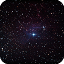 IC405 Flaming Star Nebula,                                Alientrader