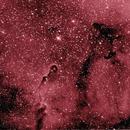 IC 1396 Elephant Trunk,                                Connolly33