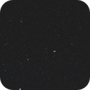 M51 very wide field Canon 100D astrodon Samyang 135mm 800iso,                                patrick cartou