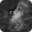 Messier 16 en Halpha,                                Georges