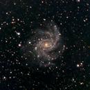 Fireworks Galaxy,                                James R Potts