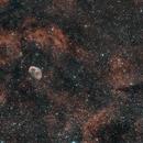 NGC 6888,                                John Leader