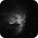 NGC-281, Pacman Nebula,                                John Eckert