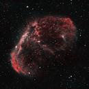 NGC6888 NB Bi-color,                                Byoungjun Jeong