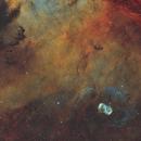NGC6188,                                Liteng