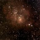 Messier 8 RGB,                                astroclausi