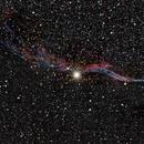 NGC 6960 (test),                                Paul Muskee