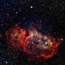 Nebulosa Anima,                                Vincenzo Iodice