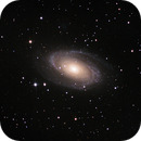 M81 - Bode's Galaxy,                                Marc Silva
