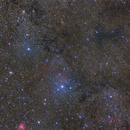 IC 63 wide field,                                mdohr