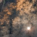 Dark Horse with Bright planet,                                physics5mickey