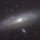 Andromeda Galaxy,                                404timc