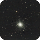 M13: The Great Hercules Cluster,                                Zach Coldebella