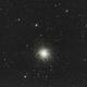 M13: The Great Hercules Cluster,                                Zach Coldebella