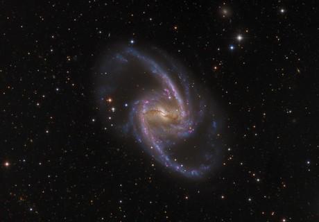 NGC 1365,                                SCObservatory