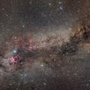 The Milky Way in October,                                Enrique Arce