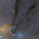Rho Ophiuchus Nevbula,                                onecosmos