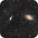 M81 M82 and integrated flux nebula,                                Davide Manca